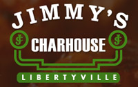 Jimmy's Charhouse in Libertyville logo