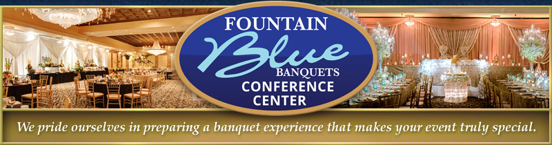 Visit Fountain Blue Banquets and Conference Center website