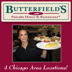 Butterfield's with 4 Chicago locations