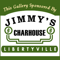 This photo gallery was sponsored by Jimmys Charhouse Restaurant in Libertyville