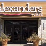 Alexander's Restaurant and Cafe in Elgin