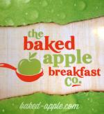 Baked Apple Breakfast Company logo