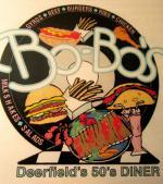 Bo-Bo's 50's style diner in Deerfield