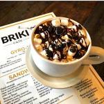 Briki Cafe in Addison