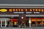 Kosta's Gyros - Algonquin