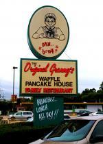 The Original Granny's Waffle Pancake House