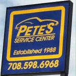 Pete's Service Center in Burbank