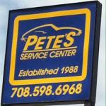 Pete's Service Center in Burbank