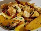 Chicken dish at Brousko Authentic Greek Cuisine - Schaumburg
