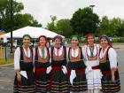 Orpheus Greek Dance Troupe Members -  Glenview Greek Fest at Sts. Peter & Paul