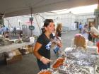 Hard working volunteer - Greek Fest of Palos Hills