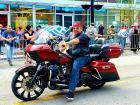 Greek American Motorcycle Association (GAMA) - Greek Independence Day Parade Chicago