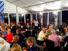 Guests enjoying Johnny's Kitchen & Tap Octoberfest in Glenview
