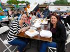 Happy participants - Lincoln Park Greek Fest, Chicago