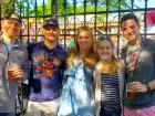 Happy participants - Lincoln Park Greek Fest, Chicago