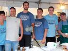 Hard working volunteers - Oak Lawn Greek Fest at St. Nicholas