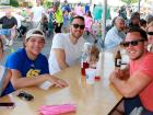 Happy participants - Oak Lawn Greek Fest at St. Nicholas