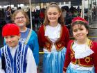 Youth dance troupe - Oak Lawn Greek Fest at St. Nicholas