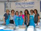 Hard working volunteers - Greek Fest of Palos Hills