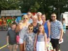Happy participants - Greek Fest of Palos Hills