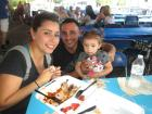 Happy participants, Greek Fest of Palos Hills