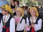 Young dancers ready to perform - Taste of Greece at St. Demetrios, Elmhurst