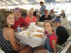 Happy participants - St. Demetrios Greekfest Libertyville