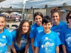 Hard working volunteers - St. Nectarios Greekfest, Palatine