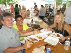 Happy participants, St. Nicholas Greek Fest 2016