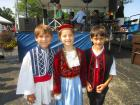 Young dancers - St. Sophia Greekfest, Elgin