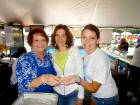 Hard working volunteers - St. Sophia Greekfest, Elgin