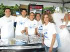 Hardworking crew - St Sophia Greek Festival 2015