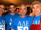 Hard working volunteers - American English show at St. Demetrios Taste of Greece Festival