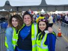 Welcome committee - Taste of Greek Town in Chicago