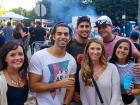 Happy participants - Taste of Greek Town in Chicago