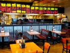 Newly renovated dining area at Billy Boy's Restaurant in Chicago Ridge