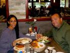 Happy customers at Omega Restaurant & Pancake House - Schaumburg