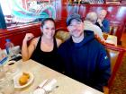Happy customers - Omega Restaurant & Pancake House in Downers Grove