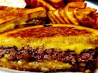 Delicious Patty Melt at Tasty Waffle Restaurant in Romeoville