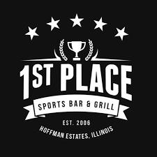 Image result for 1st place sports bar grill logo