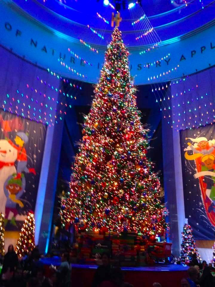 christmas around the world at museum of science industry - Christmas Around The World Chicago