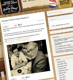 Billy Goat Tavern in Chicago - Mike Royko