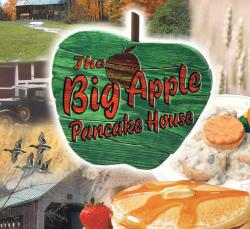 Big Apple Restaurant logo