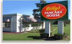 Billy's Pancake House in Palatine IL