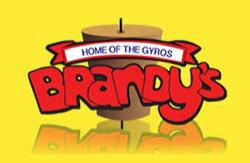 Brandy's Gyros in Chicago on Milwaukee Ave.