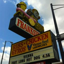 Franksville Restaurant in Chicago