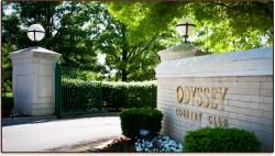 Odyssey Country Club in Tinley Park