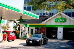 Old Orchard BP Auto Service and repair Station in Skokie