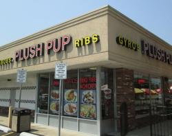 Plush Pup Gyros in Chicago