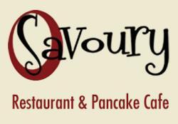 Savoury Restaurant & Pancake Cafe logo